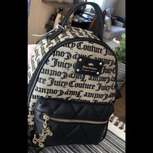 Juicy Couture Canvas backpack 🎒